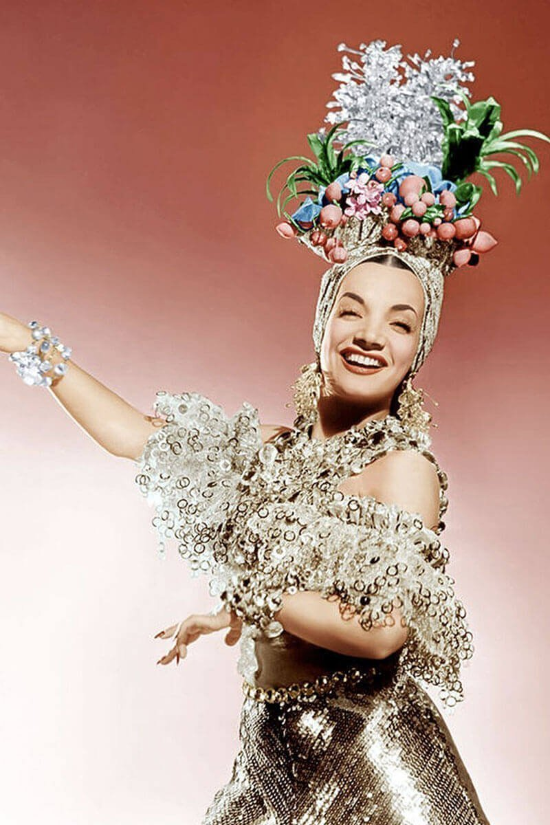 Carmen Miranda Life&People Magazine lifeandpeople.it