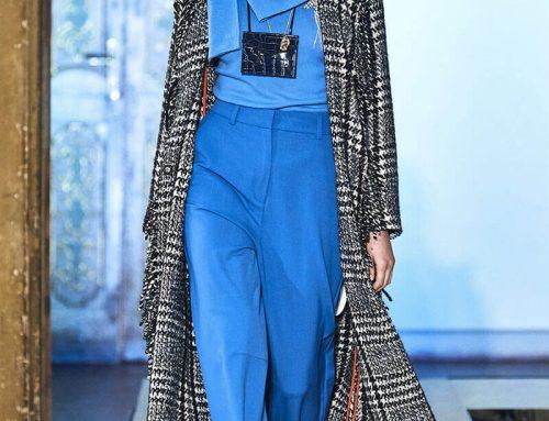 Beatrice B: fluida e femminile la moda autunnale