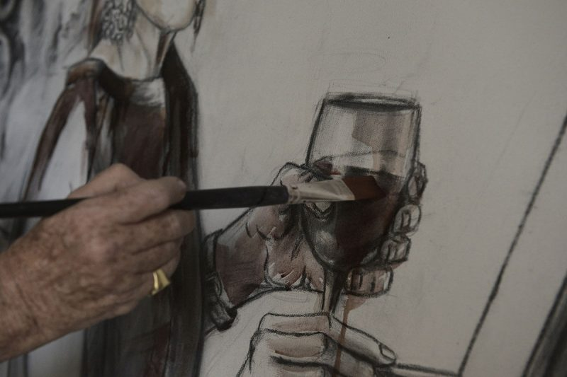 Elisabetta Rogai artista fiorentina Life&People Magazine lifandpeople.it