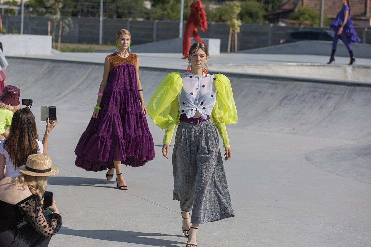 Feeric Fashion Week. Cinque giorni di moda internazionale, in scena a Sibiu, Romania Life&People Magazine lifeandpeople.it