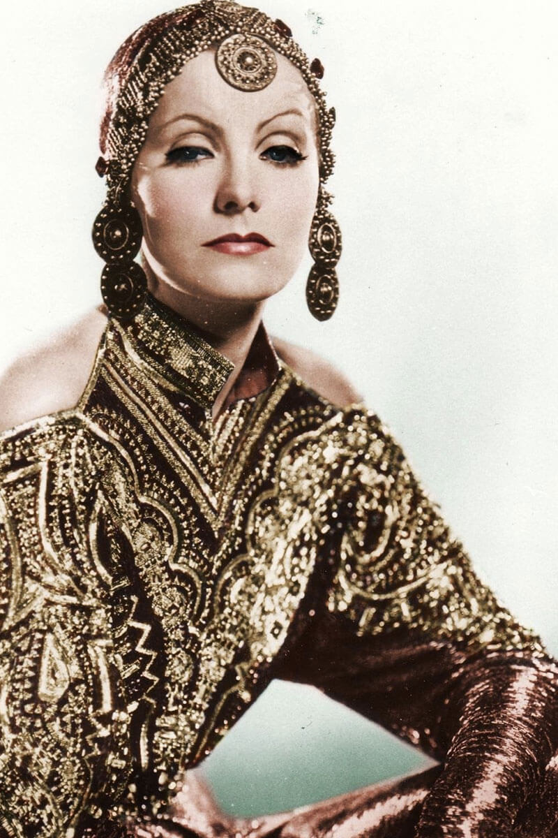 storia del cinema e della moda Greta Garbo Life&People Magazine lifeandpeople.it