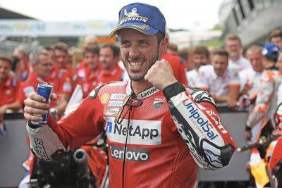 Moto GP Zeltweg Dovizioso box Life&People Magazine lifeandpeople.it