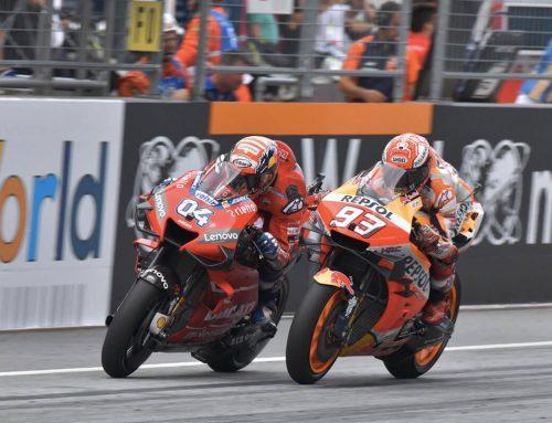 Moto GP Spielberg: Dovizioso smarca Marquez