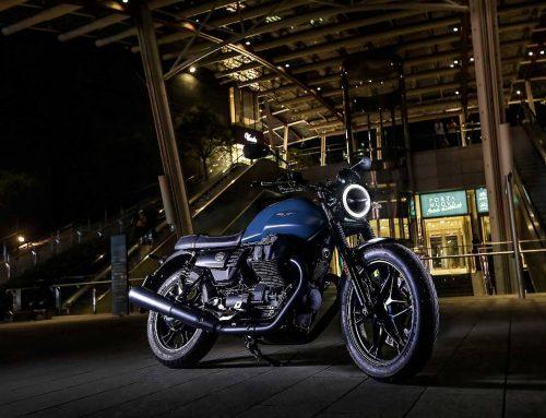 Moto Guzzi, ecco la versione 'Night Pack' per la V7 III
