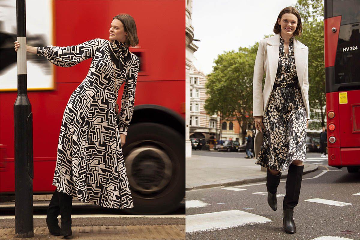 Stile londinese della Capsule di H&M su Richard Allan Life&People Magazine lifeandpeople.it
