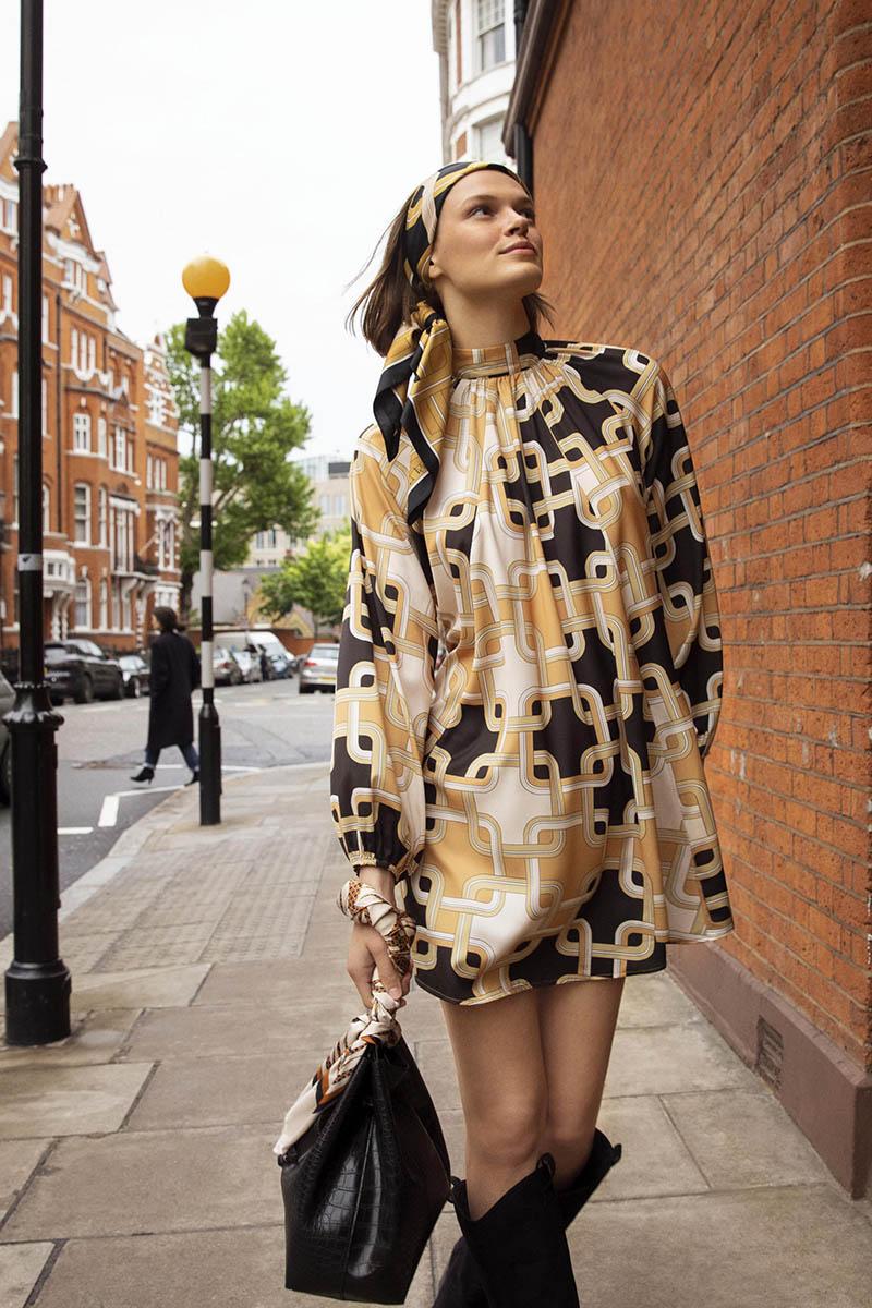 Temi della Swinging London della capsule H&M su Richard Allan Life&People Magazine lifeandpeople.it
