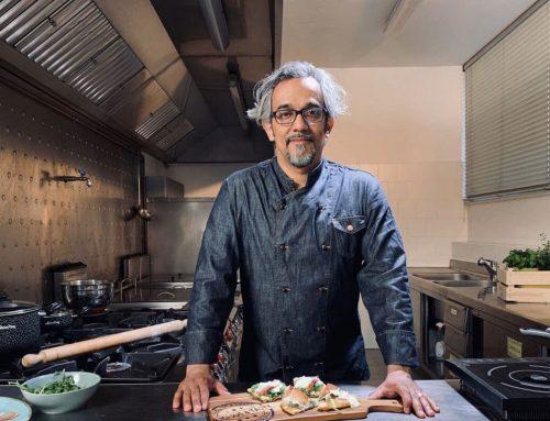 Robbie Pezzuol: lo chef dall'anima rock