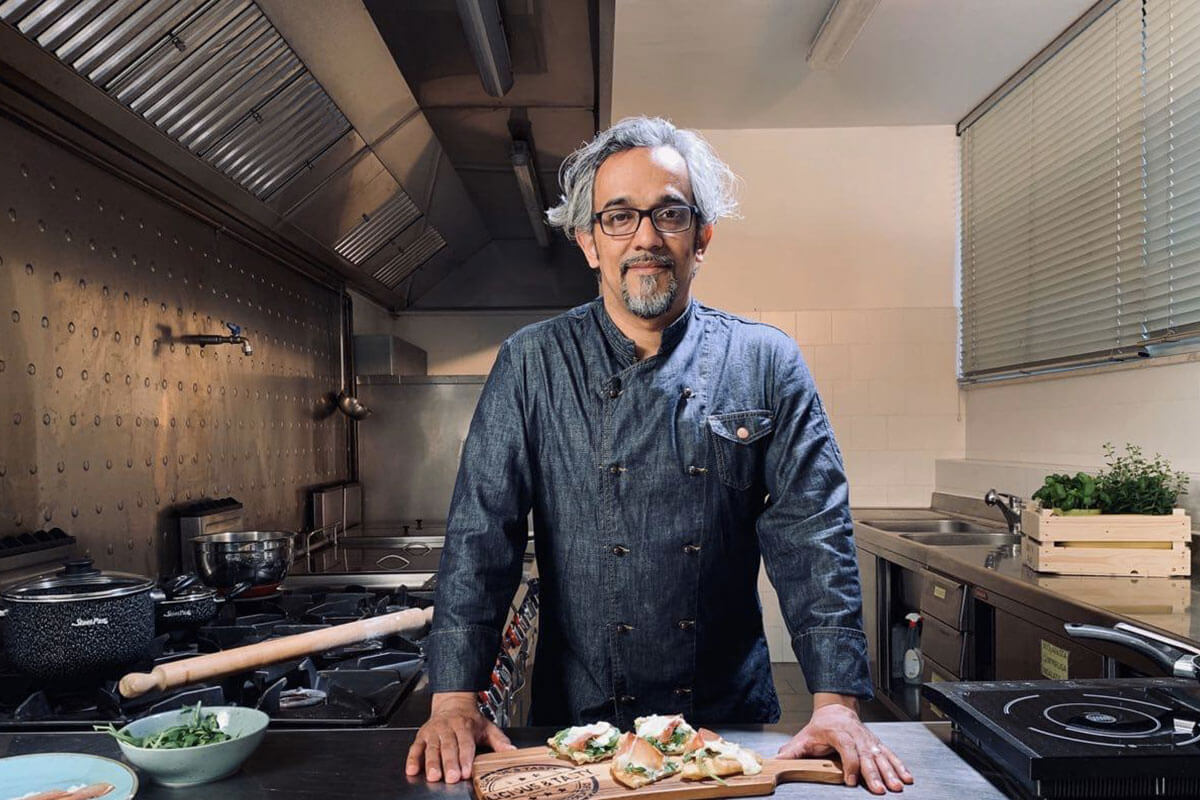 Robbie Pezzuol chef Cucina Riviera Life&People Magazine lifeandpeople.it