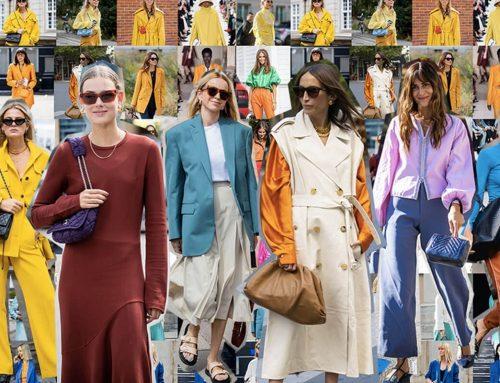 In città colori e moda da indossare con stile ogni giorno