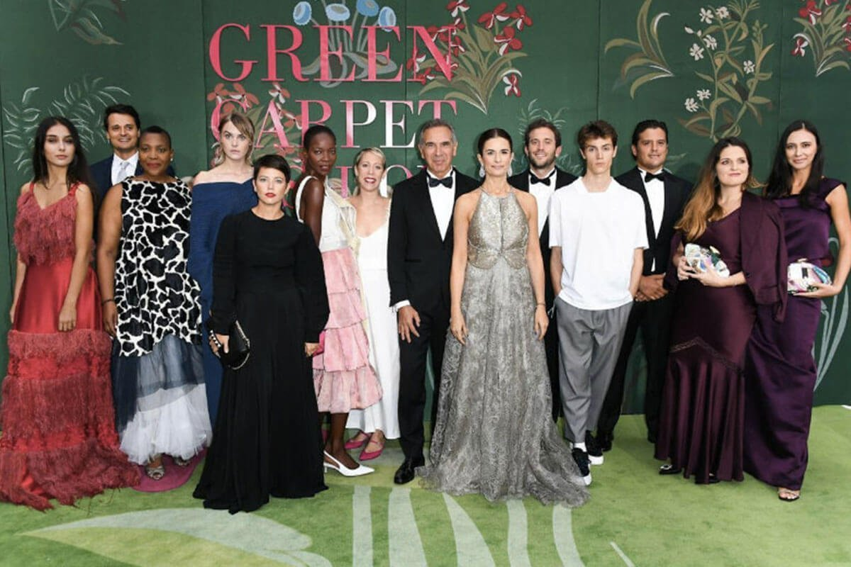 Green Carpet Fashion Awards 2019 Life&People Magazine lifeandpeople.it
