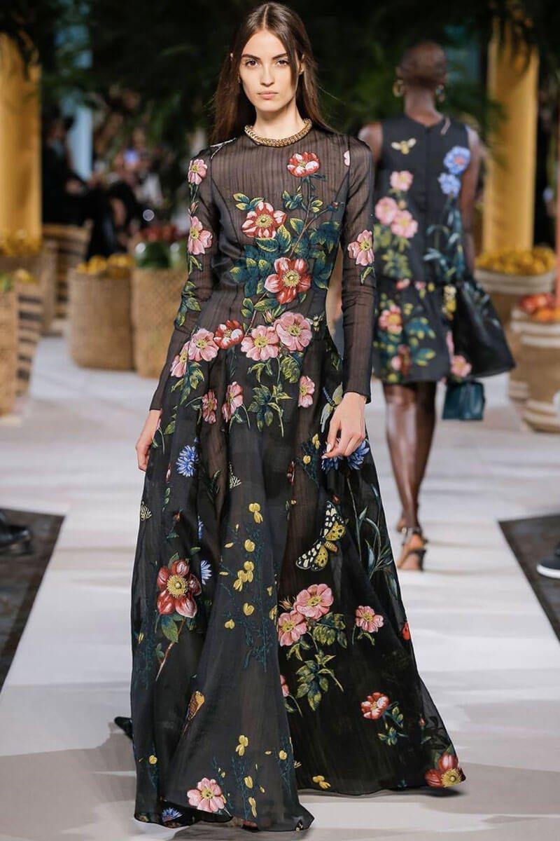 New York Fashion Week Oscar De La Renta Life&People Magazine lifeandpeople.it
