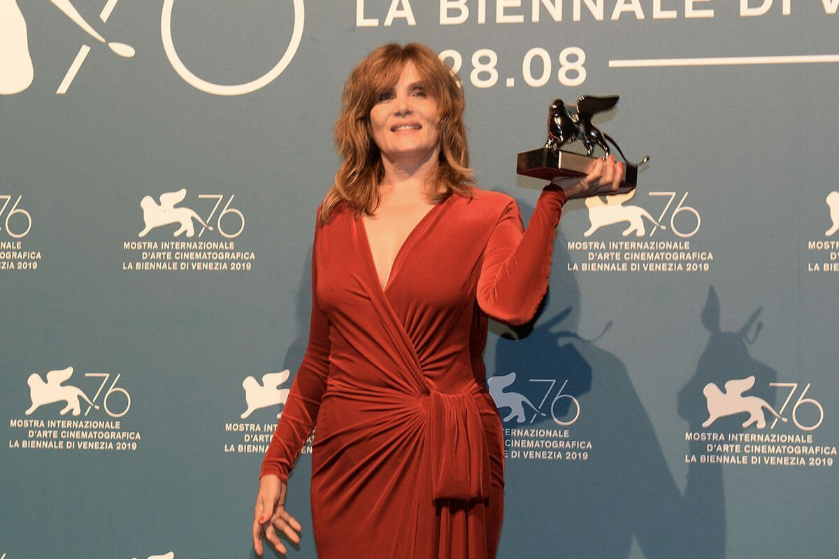 Mostra del Cinema di Venezia 76 Emmanuelle Seigner Life&People Magazine lifeandpeople.it