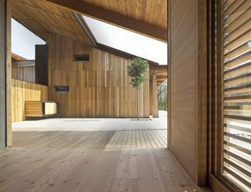 L'utilizzo del legno nei serramenti: design e armonia estetica, ma non solo