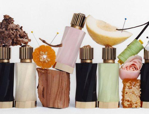 Atelier Versace lancia la prima linea di profumi