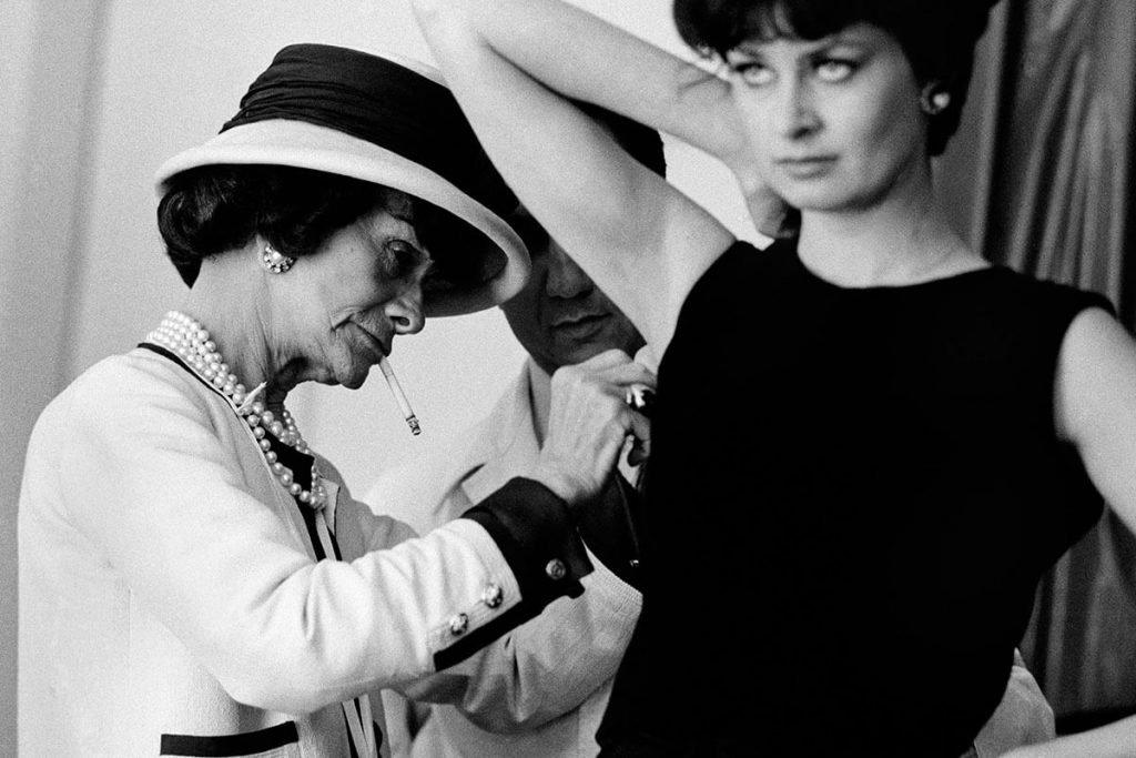 Coco Chanel tubino nero Life&People Magazine lifeandpeople.it