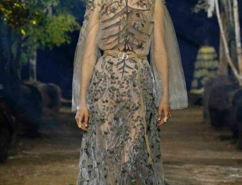 Dior primavera estate 2020: tra green e glamour