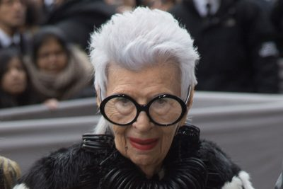 Iris Apfel Life&People Magazine lifeandpeople.it