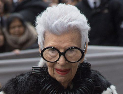 """Iris Apfel: """"l'età è solo un dettaglio"""""""