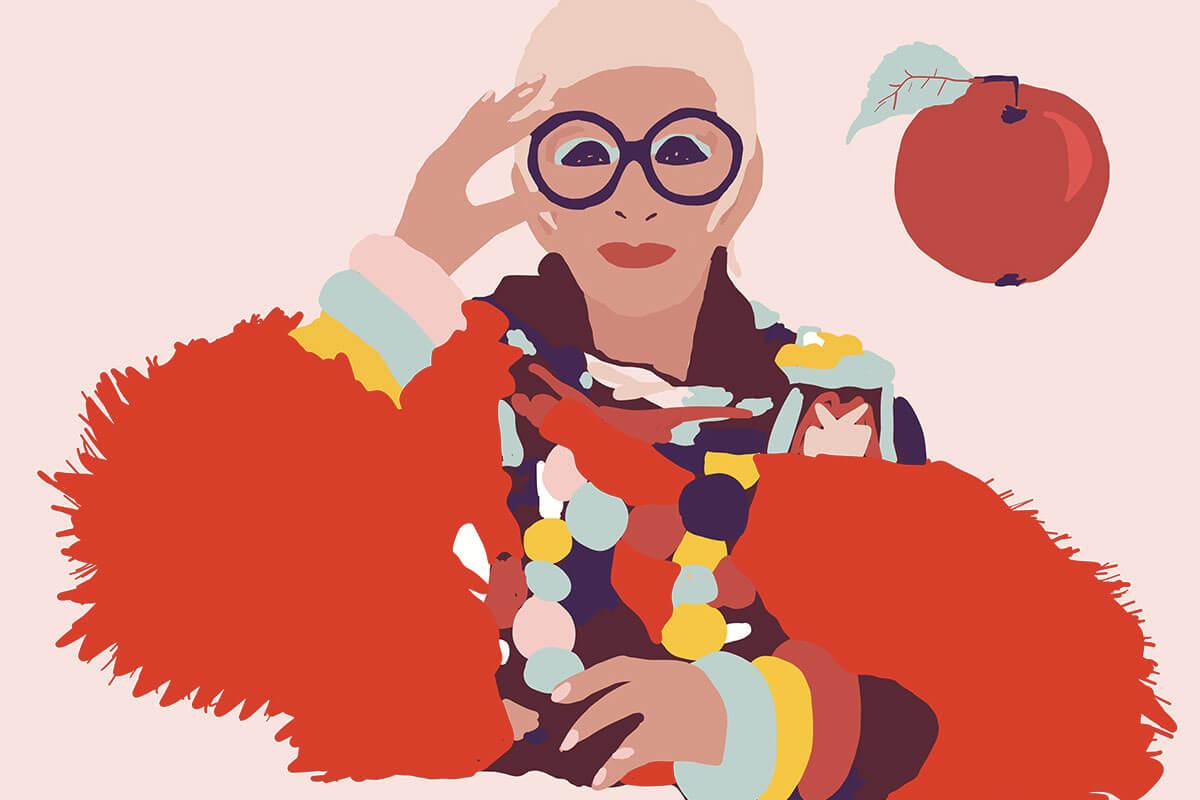 Iris Apfel Life&People Magazine lifeandpeople.it