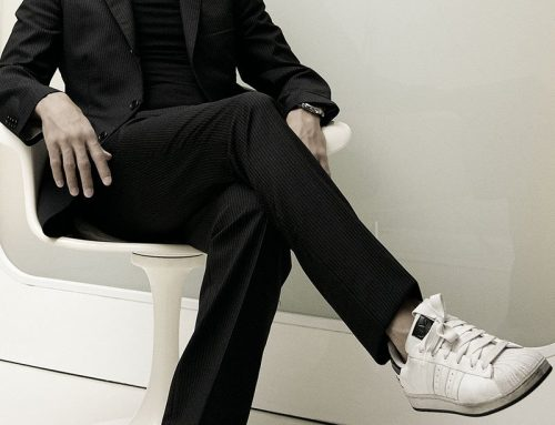 Luca Jurman: un artista per gli artisti