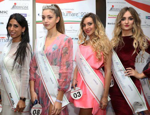 Miss Blumare: le Marche incoronano la loro regina