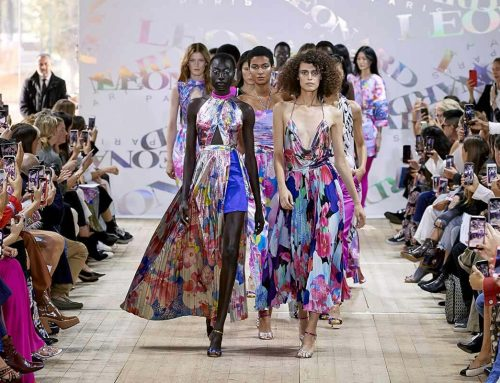 Parigi Fashion Week: colore e passione