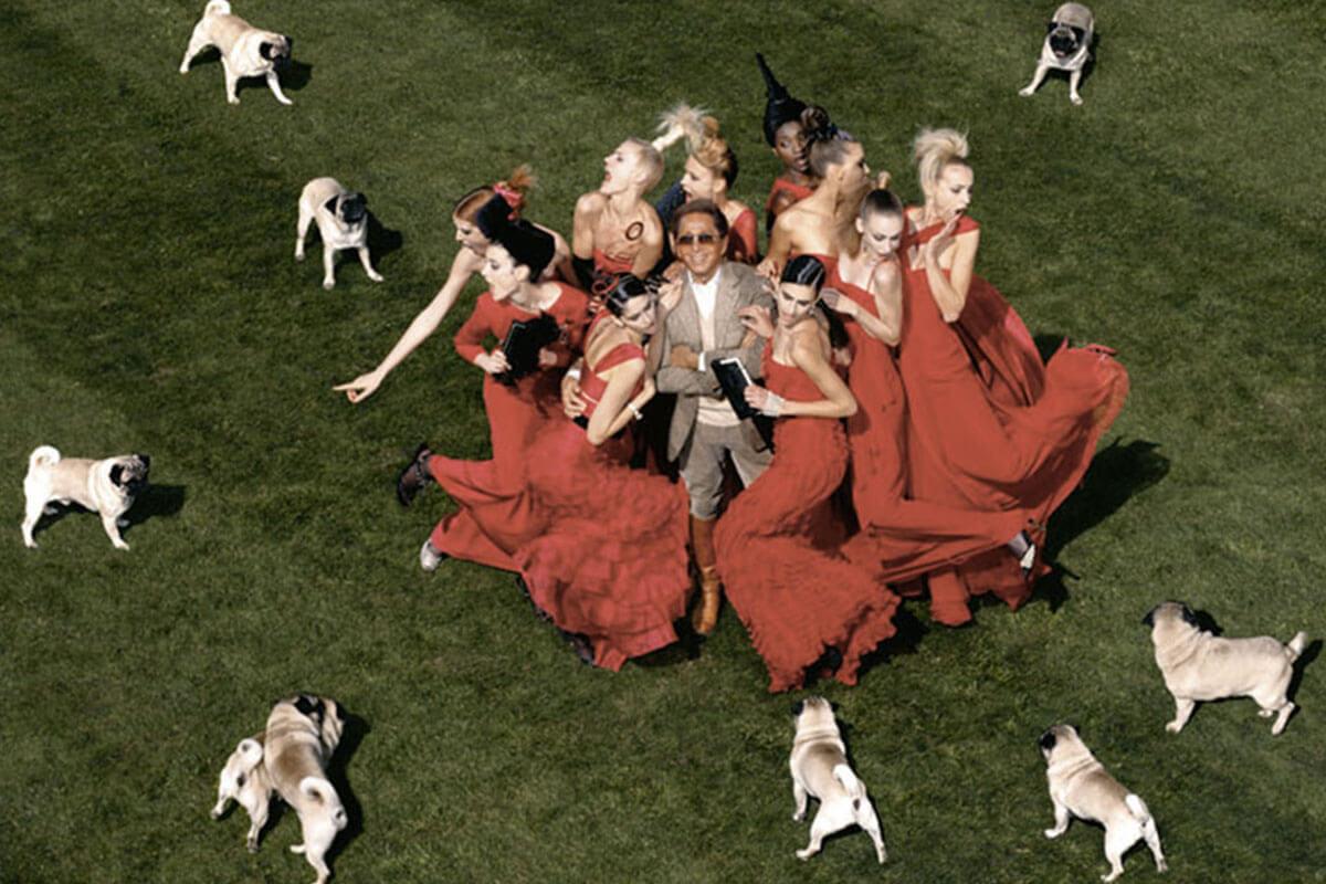 Valentino Garavani Life&People Magazine