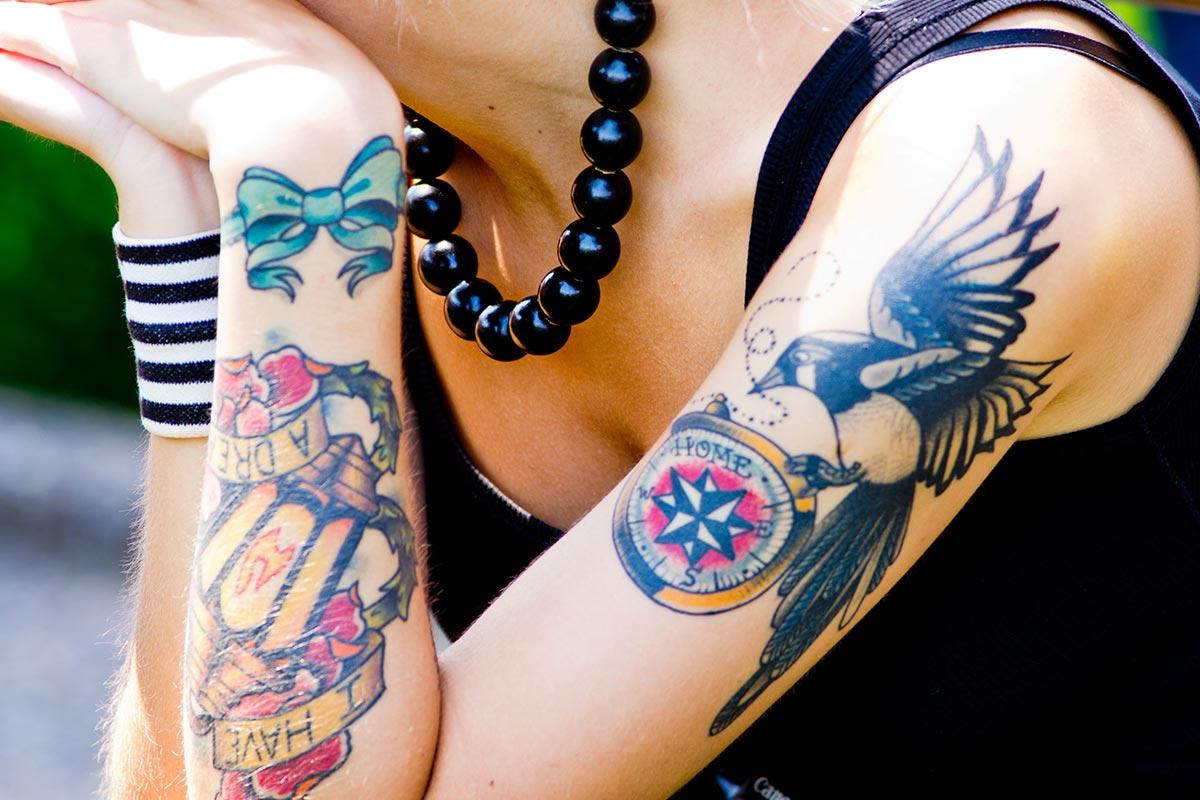 tatuaggi piccoli Life&People Magazine lifeandpeople.it