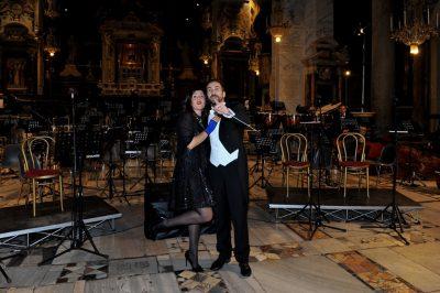 Giada Santoro e Jacopo Sipari