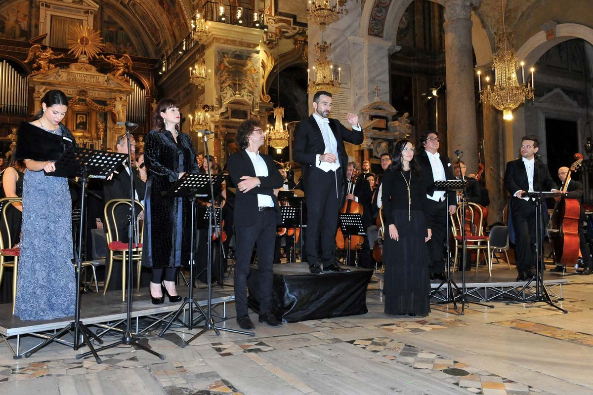 Concerto a Roma Basilica Santa Maria Aracoeli Life&People Magazine lifeandpeople.it
