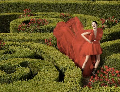 """Giambattista Valli: """"Sogno una moda espressione di libertà, bellezza e amore"""""""