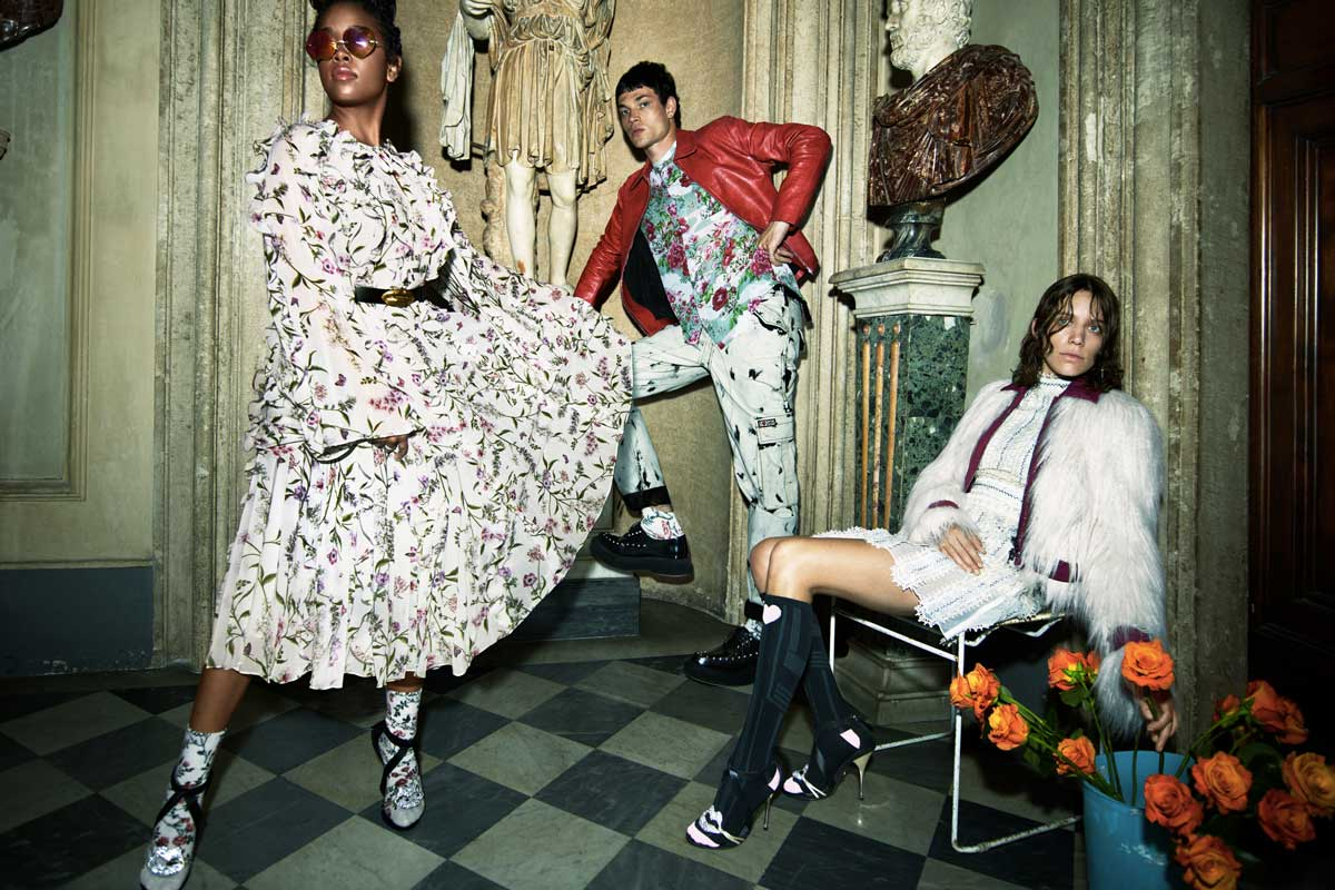 Giambattista Valli X H&M Life&People Magazine lifeandpeople.it
