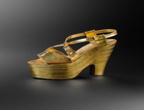 La storia della calzatura in mostra a Parigi