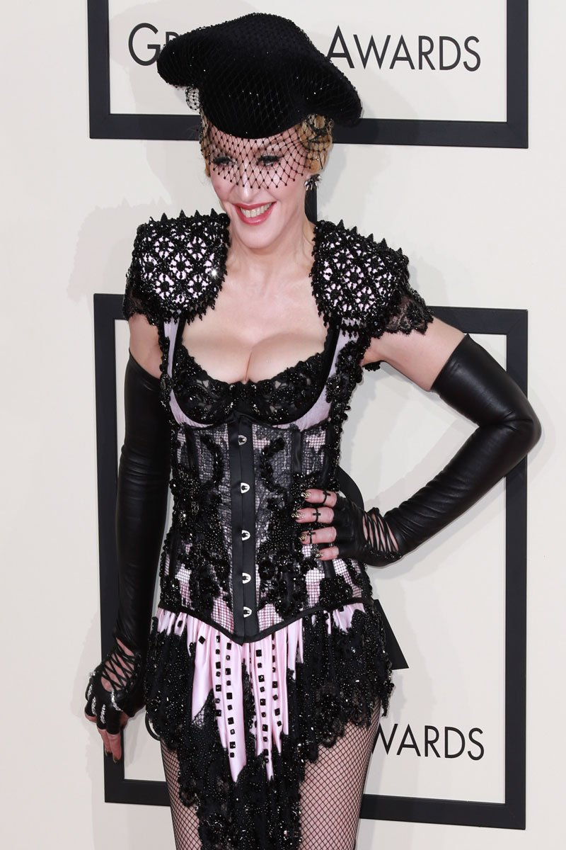 Madonna Life&People Magazine lifeandpeople.it