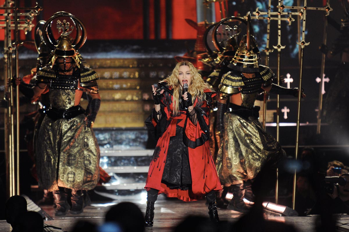 Madonna pop singer Life&People Magazine lifeandpeople.it