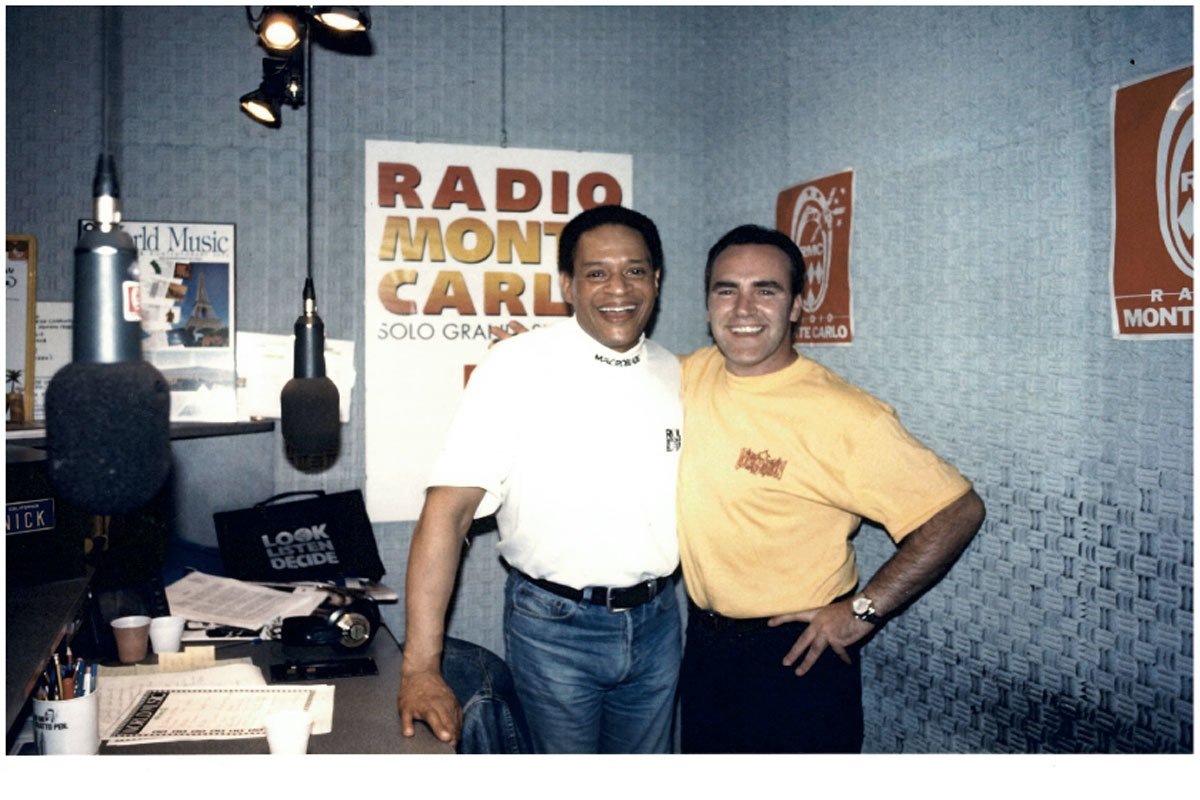 Radio Montecarlo Al Jarreau Life&People Magazine lifeandpeople.it