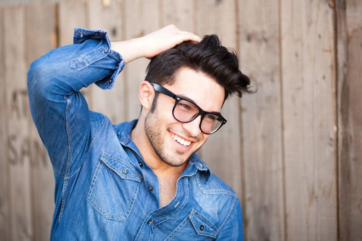 taglio capelli corti modello Life&People Magazine lifeandpeople.it