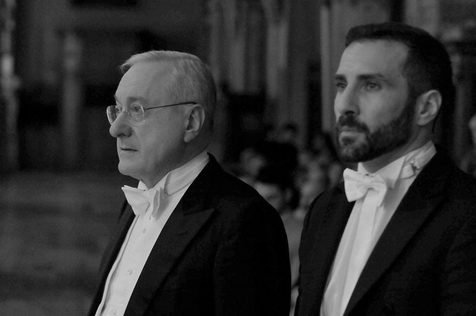 concerti straordinari Michele Campanella e Jacopo Sipari