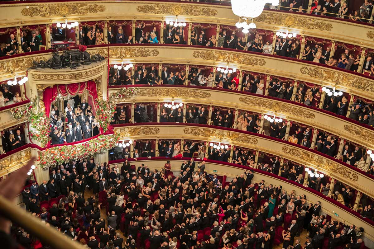 Platea Prima alla Scala Life&People Magazine lifeandpeople.it