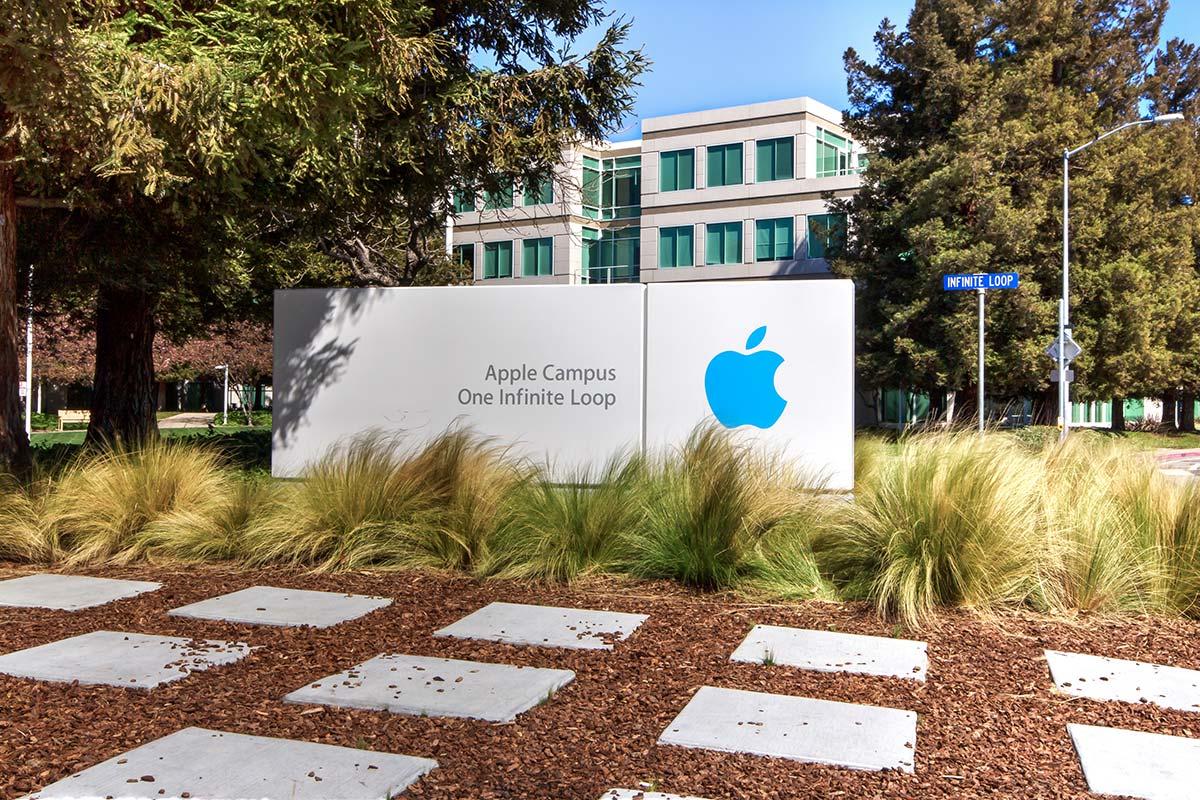 Uffici Apple in California