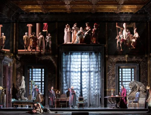 La Tosca: Teatro Alla Scala tra musica e mondanità
