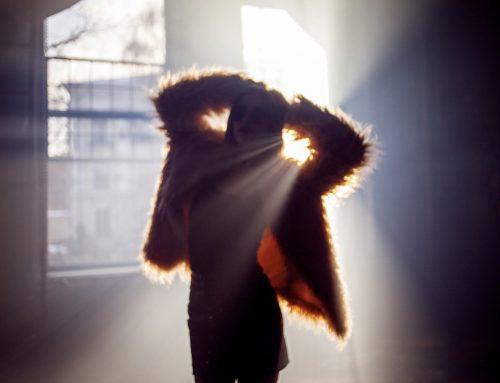 Effetto orso: la passione per il teddy coat