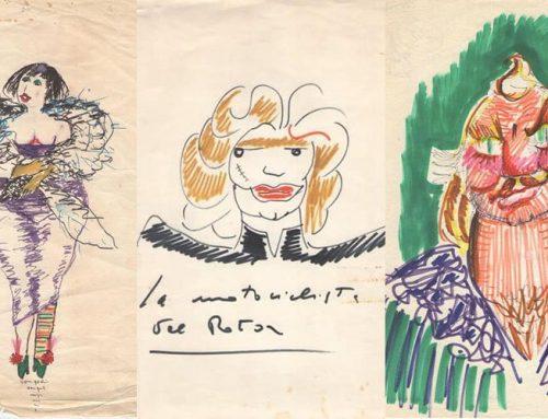 Una mostra in ricordo del grande Federico Fellini