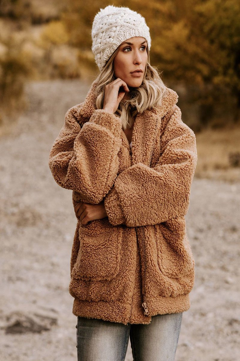 must have natalizio teddy coat Life&People Magazine lifeandpeople.it