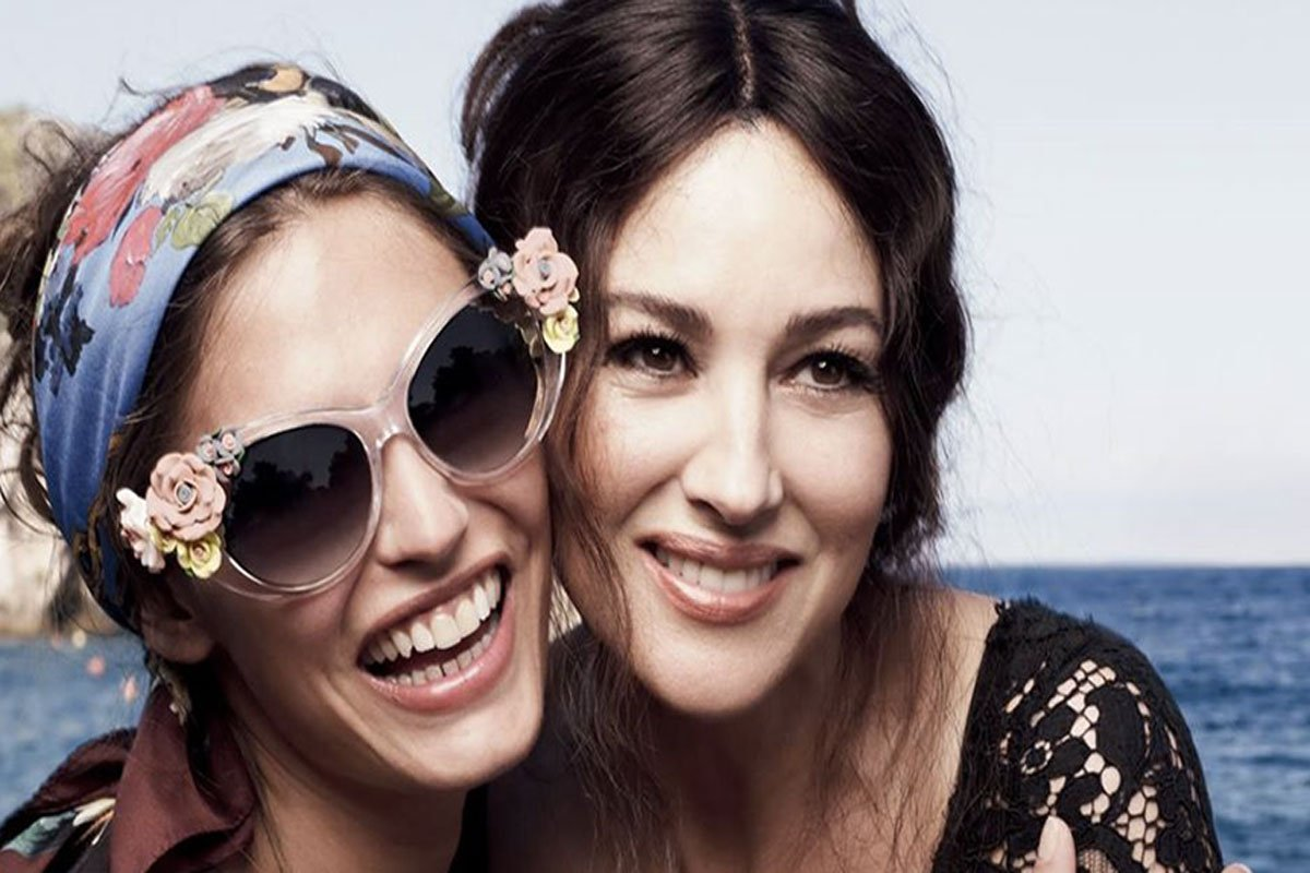 Bianca Balti e Monica Bellucci, star degli spot Dolce e Gabbana Life&People Magazine Lifeandpeople.it
