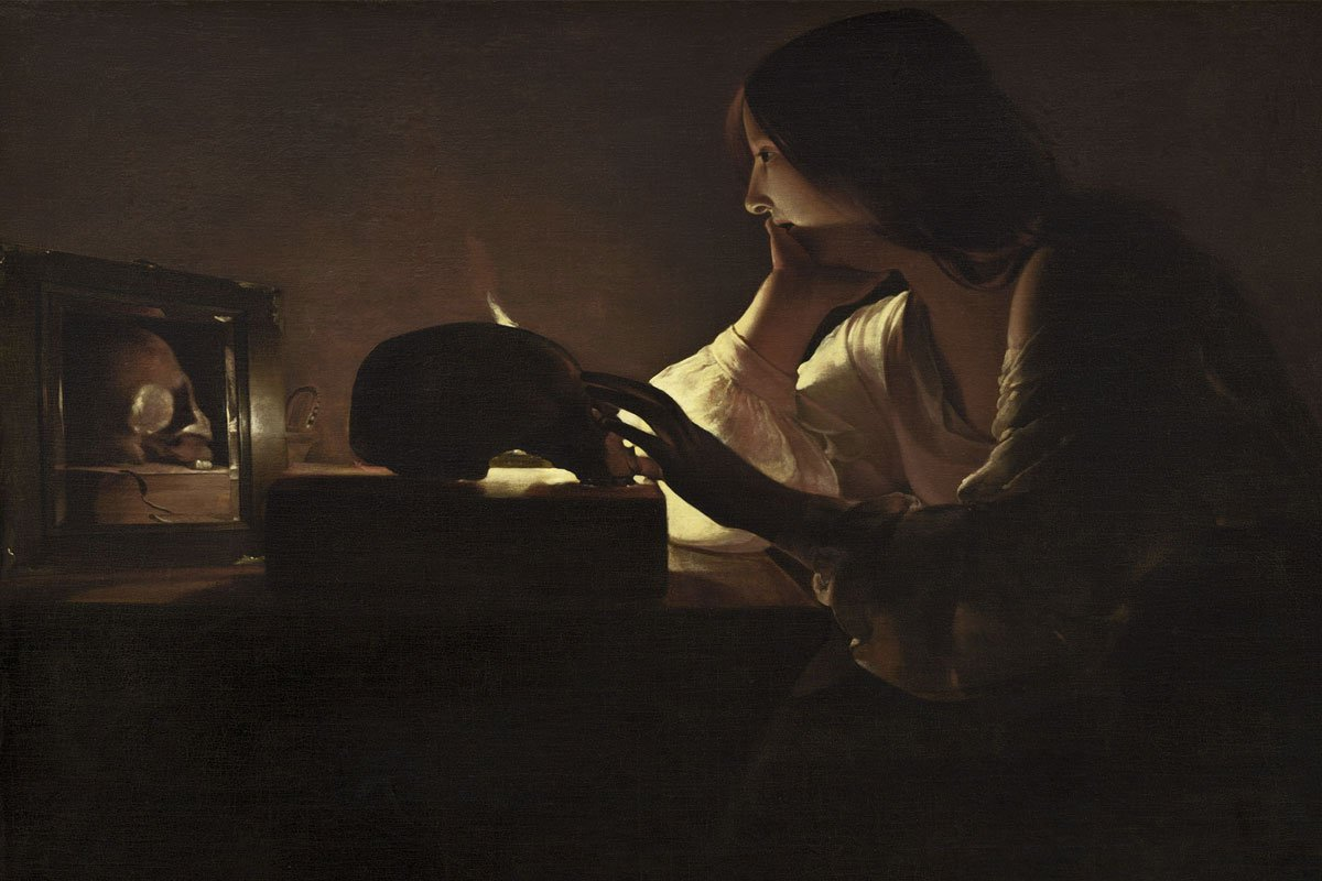 Georges de La Tour Maddalena Penitente Life&People Magazine lifeandpoeple.it