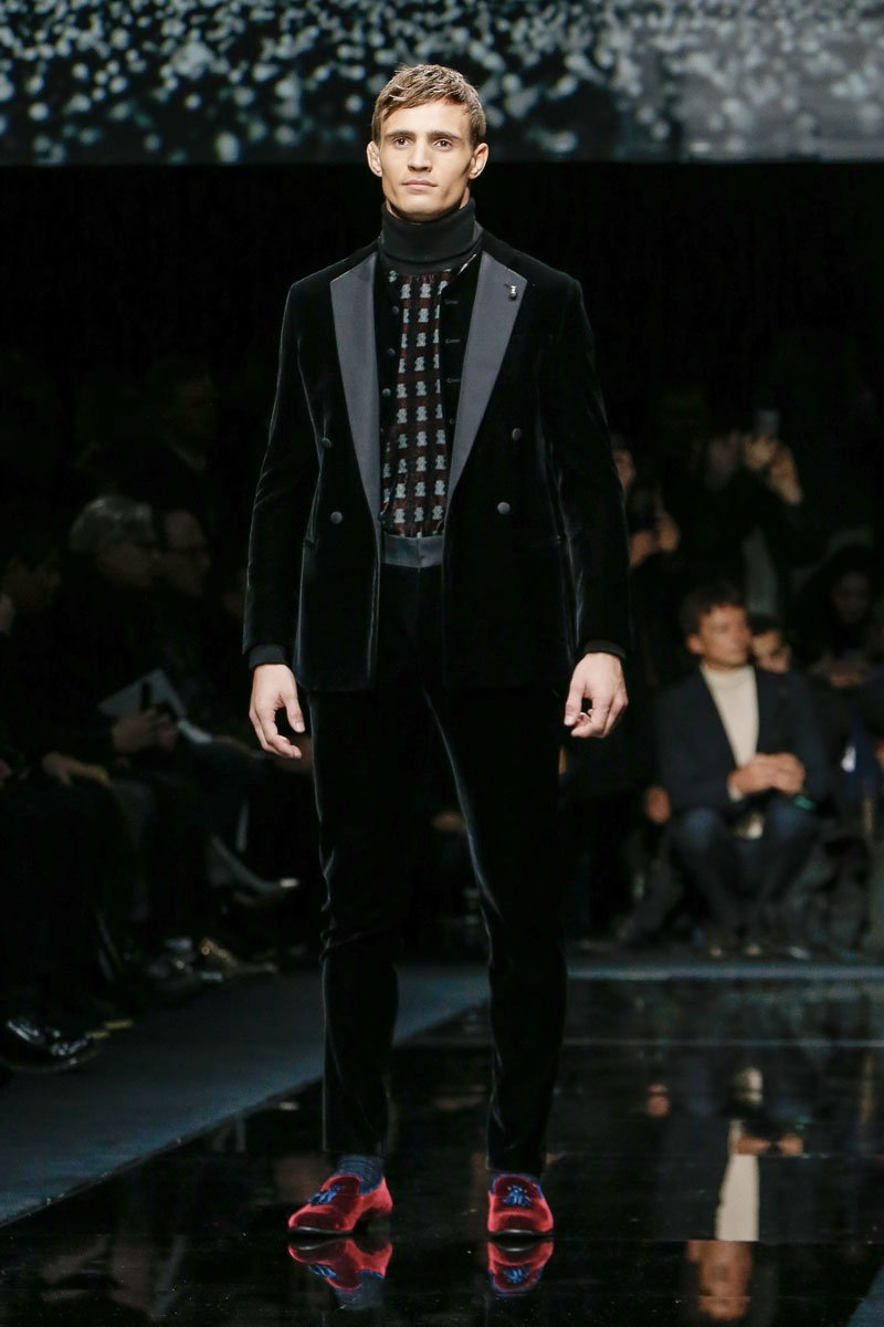 Giorgio Armani Milano Moda Uomo fw 20-21 Life&People Magazine lifeandpeople.it