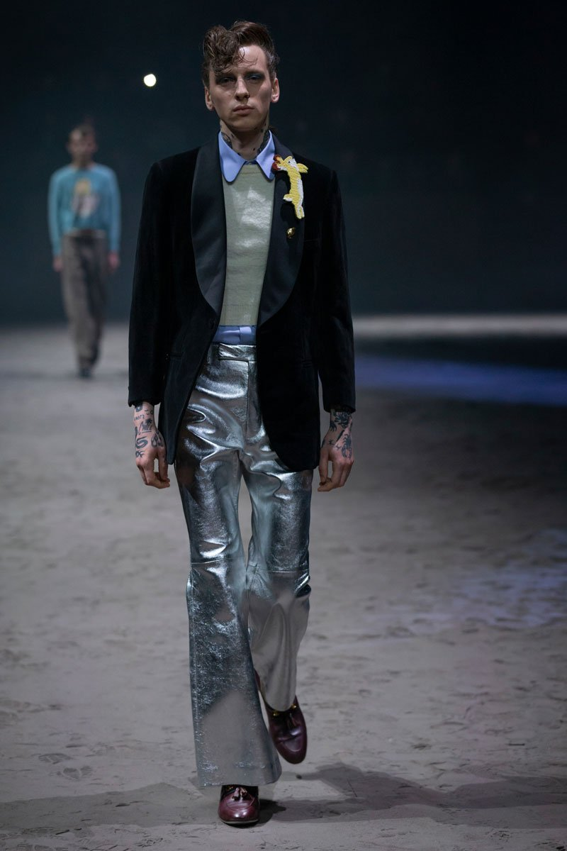 Gucci Milano Moda Uomo fw 20-21 Life&People Magazine lifeandpeople.it