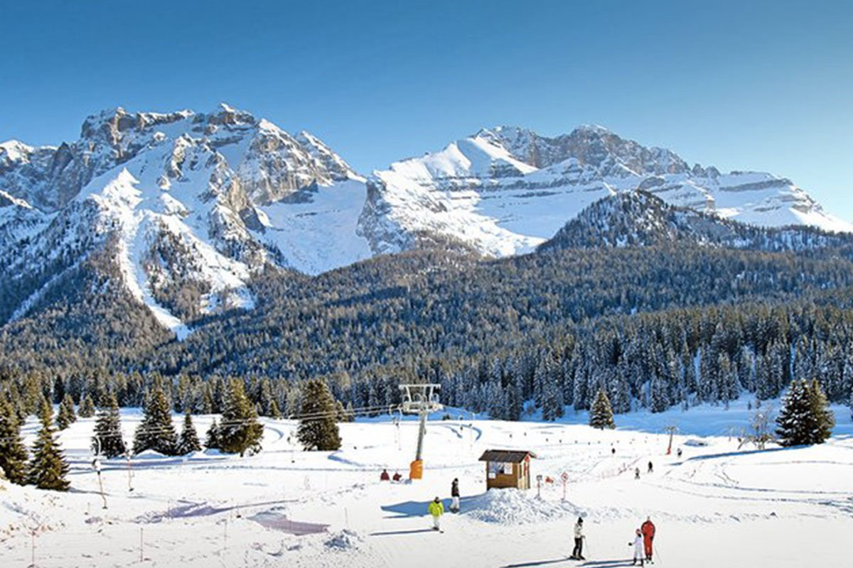 dove sciare in Italia.MADONNA DI CAMPIGLIO Life&People Magazine Lifeandpeople.it