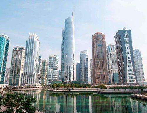 Dubai, città emira all'alta moda